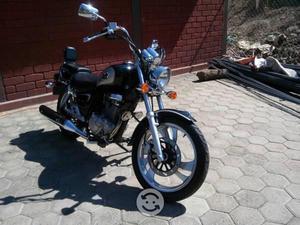 Moto cruiser, suzuki gz150