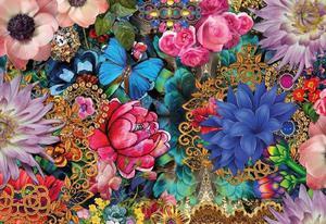 Mural De Flores En Monterrey Anuncios Abril Clasf Casa Y Jardin