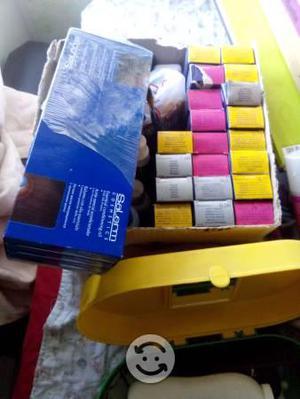 Vendo tintes salerm