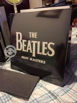 Box set the beatles vinilo + libro edición especia
