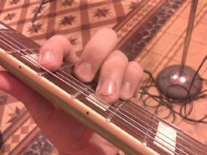 Clases de guitarra eléctrica, acústica todos los niveles