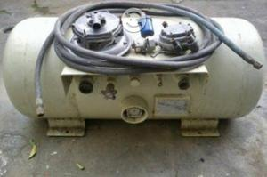 Equipo gas lp carburacion