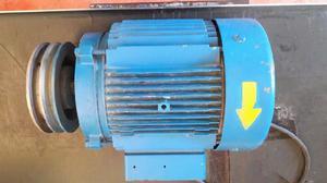 Motor de 5 hp trifasico 220 volts, 1750 rpm