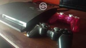 Ps3, dos controles y nueve juegos físicos