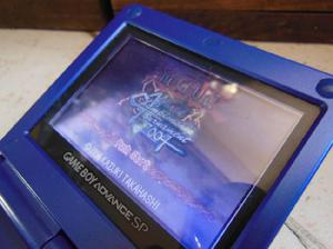 Juego para gameboy advance yu-gi-oh world championship