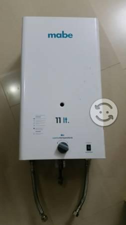 Calentador de agua de paso