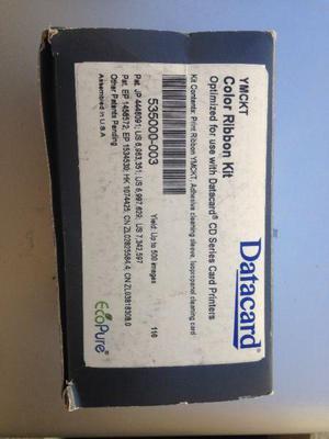 Ribbon datacard 535000-003