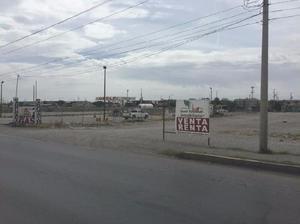 TERRENO EN VENTA Libramiento S/N Municipio Libre, Cd.