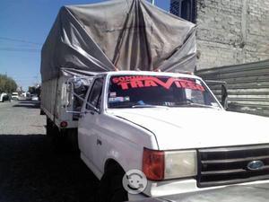 Vendo camioneta ford f350 larga posible cambio