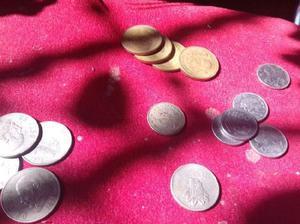 15 monedas antiguas mexicanas