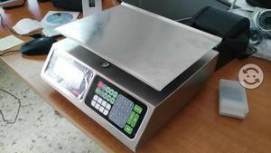 Bascula torrey electronica digital recargable