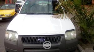 Ford escape cond., 4x4 estándar 4 cil