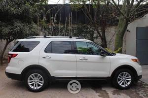 Ford explorer v6 sync 3 hileras asientos