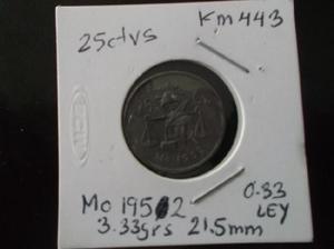 Monedas mexicanas antiguas varias