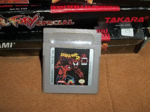 Spiderman 2 carnage juego game boy nintendo