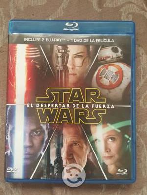 Star wars episodio vii bluray