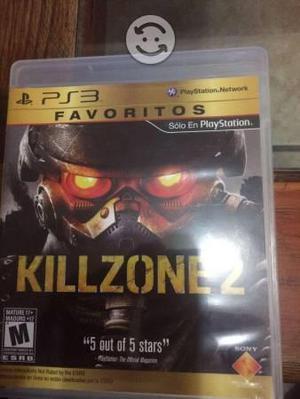 Juegos ps3 killzone 2 y ac black flags