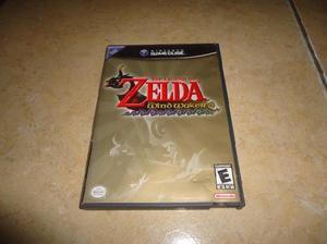 The legend of zelda the windwaker nintendo gamecube +