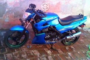Kawasaki ninja p/ cambio