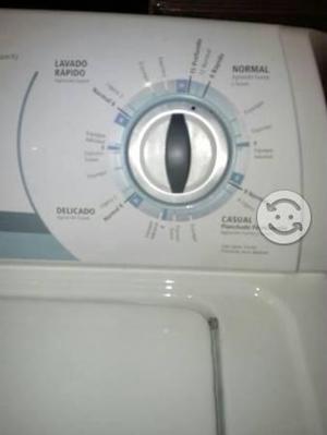 Lavadora whirlpool de 20 kg