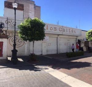Toluca centro, en matamoros y morelos local amplio de 100.00