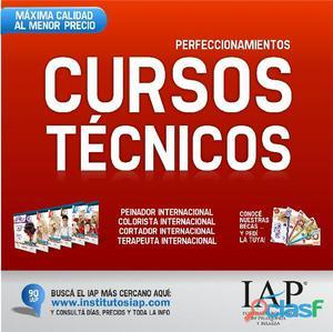 Cursos tecnicos para instructores