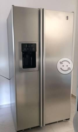 Refrigerador ge profile dúplex 24