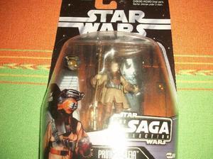 Princesa leia caza recompensas boush star wars saga