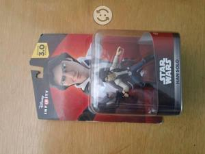 Han Solo Disney Infinity edicion 3.0