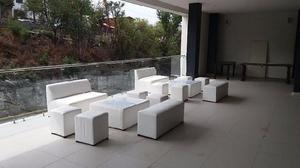 Renta de salas lounge en monterrey varios colores desde