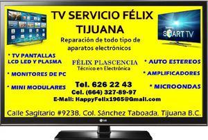 Tv reparacion lcd led y plasma tijuana