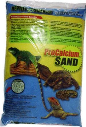 Arena calcificada para iguanas y reptiles 4.5kg colores
