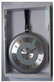 Reloj de pared para cocina diseño sartén en Aguascalientes ...