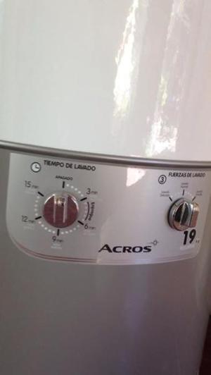 Vendo lavadora semi nueva de oportunidad