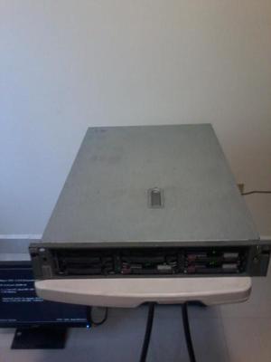 Servidor hp proliant dl380 g4 146.8gb (3) hdd