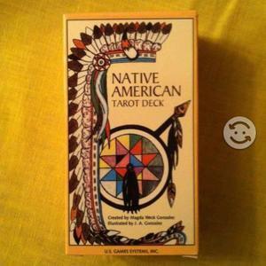 Native american tarot importado