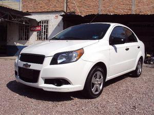 Chevrolet aveo ls 2013 4 cil std a/c