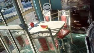Comedores de 4 sillas