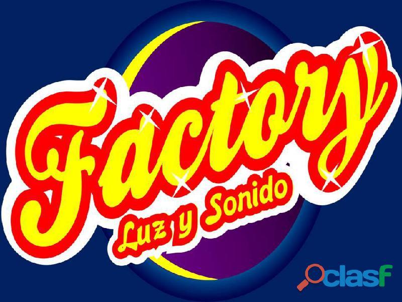 Sonido factory poza rica