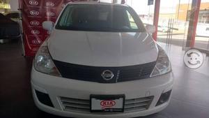 Nissan tiida advance automatico