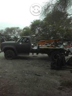Camion dodge 600 frenos de aire gasolina