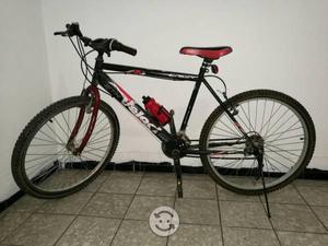 Bici de montaña rodado 26' rines de aluminio
