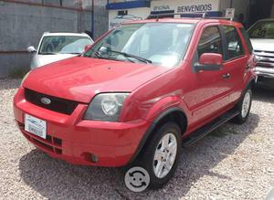 Ford ecosport 2006, std, airbag, rines, electrica