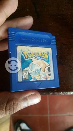 Pokemon blue y 2 memorias para ps2