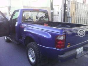 Camioneta ranger