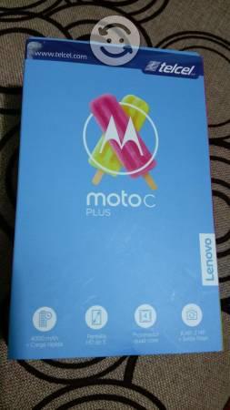 Moto c plus nuevo libre