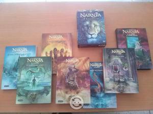 Saga completa las cronicas de narnia