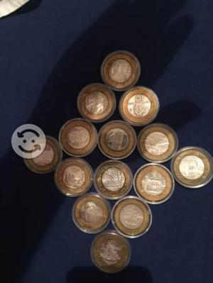 Lote monedas de 100