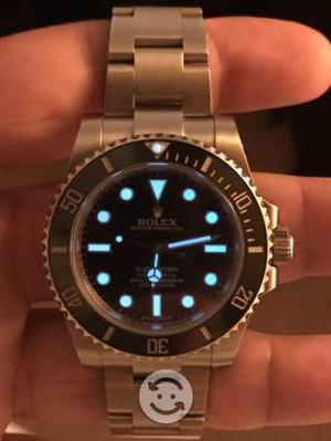 Rolex submariner no date cerámico 114060