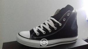 Tenis converse bota negro unisex